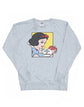 Disney Women's Princess Snow White Pop Art Sweatshirt