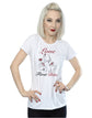Disney Women's Princess Snow White Love At First Bite T-Shirt