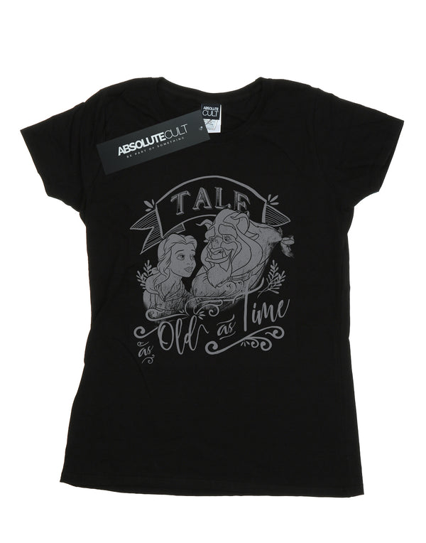 Disney Women's Beauty And The Beast Tale As Old As Time T-Shirt - coolulu.com