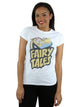 Disney Women's Beauty and the Beast I Love Fairy Tales T-Shirt