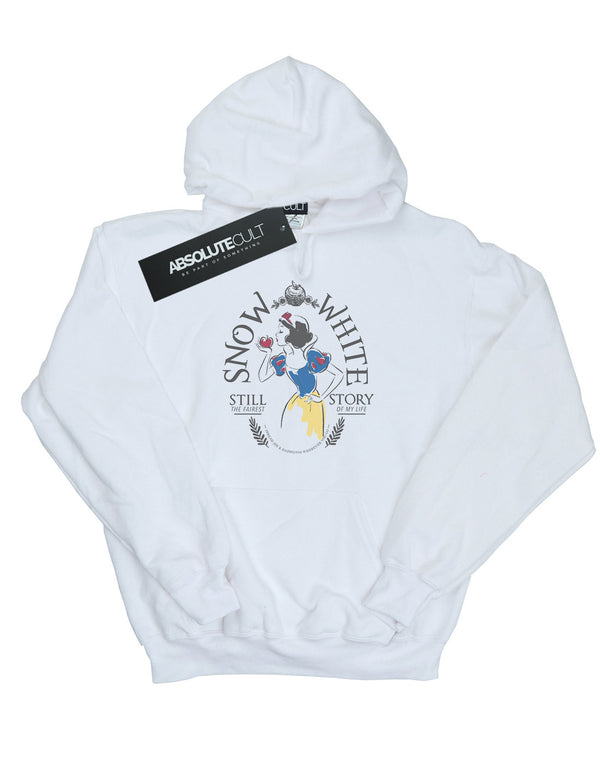 Disney Men's Princess Snow White Fairest Story Hoodie