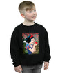 Disney Boys Snow White Montage Sweatshirt
