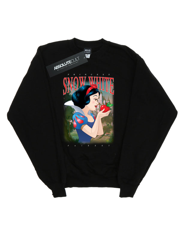Disney Women's Snow White Montage Sweatshirt