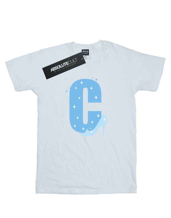 Disney Girls Alphabet C Is For Cinderella T-Shirt