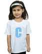 Disney Girls Alphabet C Is For Cinderella T-Shirt - coolulu.com
