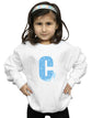Disney Girls Alphabet C Is For Cinderella Sweatshirt