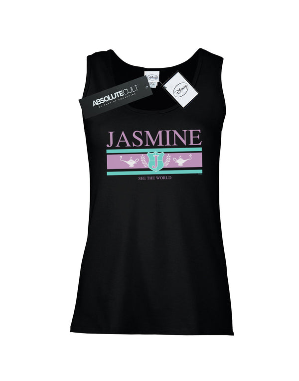 Disney Princess Women's Jasmine See The World Vest