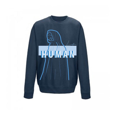 LOFA Human Made Air Force Blue Sweatshirt