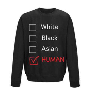 LOFA Jet Black Human Options  Sweatshirt