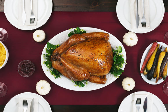 Holiday Wine Pairings - Main Courses