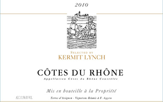 Kermit Lynch / Cotes Du Rhone / 750mL