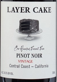 Layer Cake / Pinot Noir / 750mL