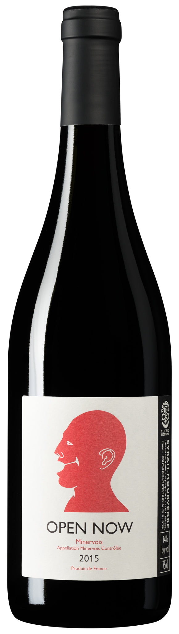 Domaine de Chamans / Open Now / 750mL