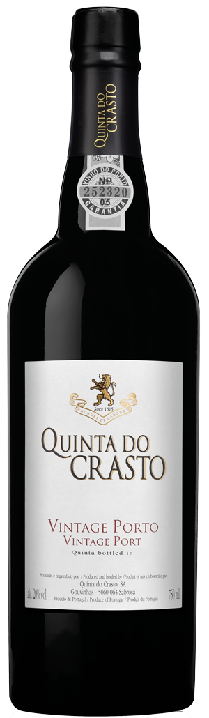 Quinta do Crasto / Vintage Port 1994 / 750mL