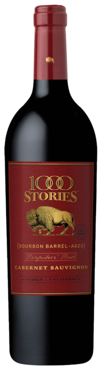 1000 Stories / Bourbon Barrel Aged Cabernet Sauvignon / 750mL