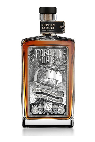 Orphan Barrel / Forged Oak 15 Year Bourbon Whiskey / 750mL