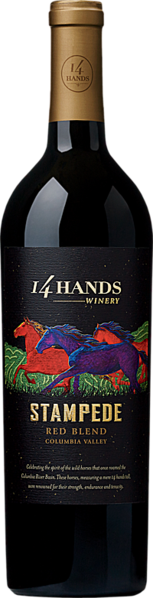 14 Hands / Stampede Red Blend / 750mL