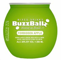 Buzzballz / Forbidden Apple / 200mL