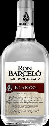 Ron Barcelo / Rum Blanco / 1.0L