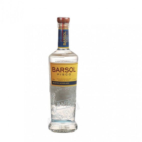 Barsol / Acholado Pisco / 750mL