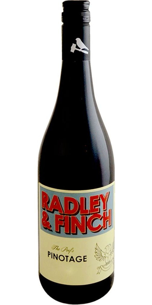 Radley & Finch / Pinotage The Prof's 2019 / 750mL