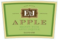 E & J / Apple Brandy / 750mL