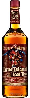 Captain Morgan / Long Island Iced Tea