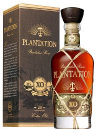 Plantation Rum / Rum XO / 20Th Anniversary 750mL