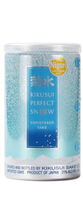 Kikusui / Perfect Snow Unfiltered Sake / 180mL