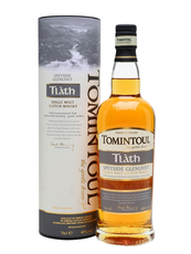Tomintoul / Tlath Single Malt Scotch Whisky / 750mL
