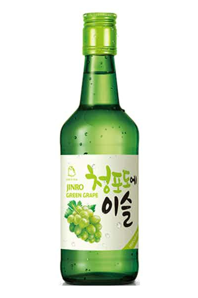 Jinro / Green Grape Soju / 375mL