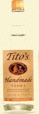 Tito's / Vodka / Please click for size options