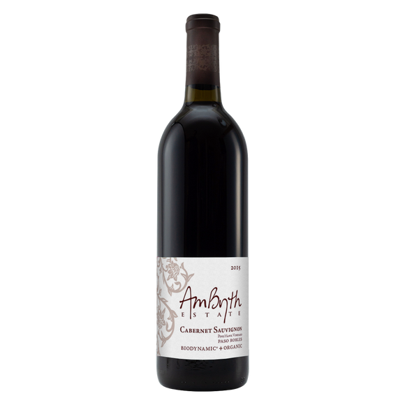 AmByth Estate / Cabernet Sauvignon Pine Hawk Vineyard Paso Robles 2015 / 750mL