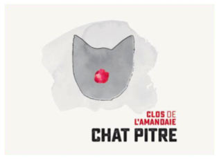 Clos De L'Amandaie / Chat Pitre Red / 750mL