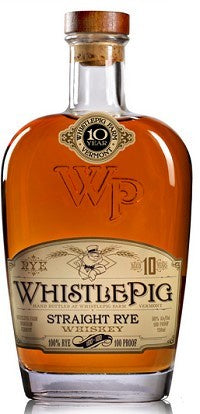 Whistlepig / Straight Rye Whiskey 10 Year