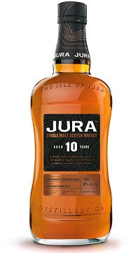 Jura / 10 Yr Single Malt / 750mL