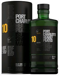 Bruichladdich / Port Charlotte Single Heavily Peated / 750mL