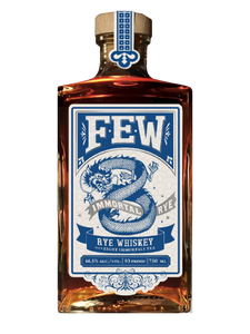 FEW / Immortal Rye Whiskey / 750mL