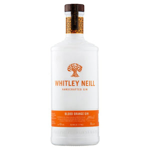 Whitley Neill / Blood Orange Gin / 750mL