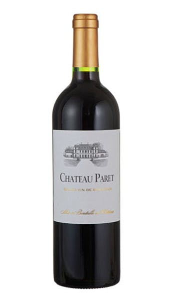 Chateau Paret / Bordeaux Rouge / 750ml