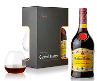 Cardenal Mendoza / Brandy with Snifter / 750mL