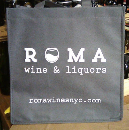 Roma 6 Bottle Wine Tote