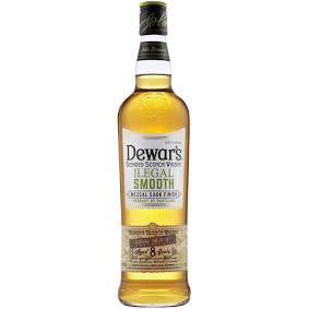 Dewar's / Blended Scotch Ilegal Smooth 80 / 750mL