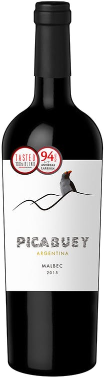 Picabuey / Malbec Reserve 2017/ 750ml