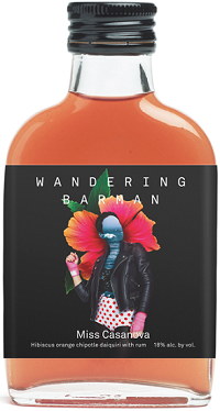Wandering Barman / Miss Casanova / Handcrafted Cocktail / 100mL