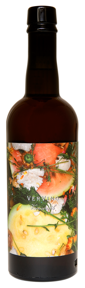 Channing Daughters Winery /  Vervino Vermouth / Variation Four / 500mL