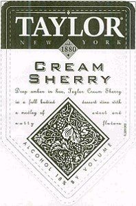 Taylor / Cream Sherry / 1.5L