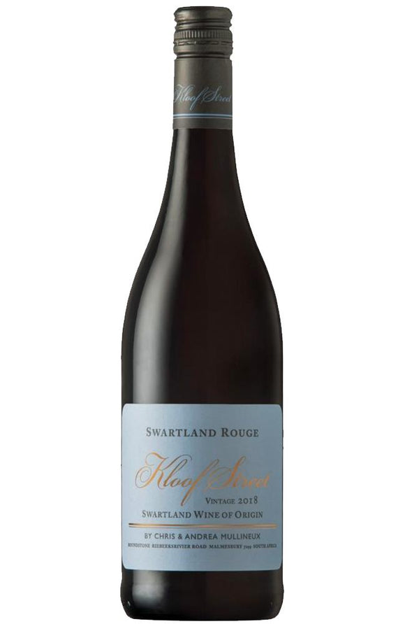 Kloof Street / Swartland Rouge 2018 / 750mL