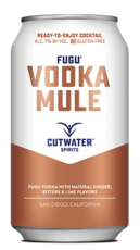 Cutwater Spirits / Fugu Vodka Mule / 375mL