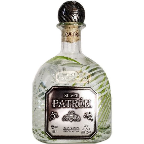 Patron Tequila Silver Limited Edition  1 / 1.0L